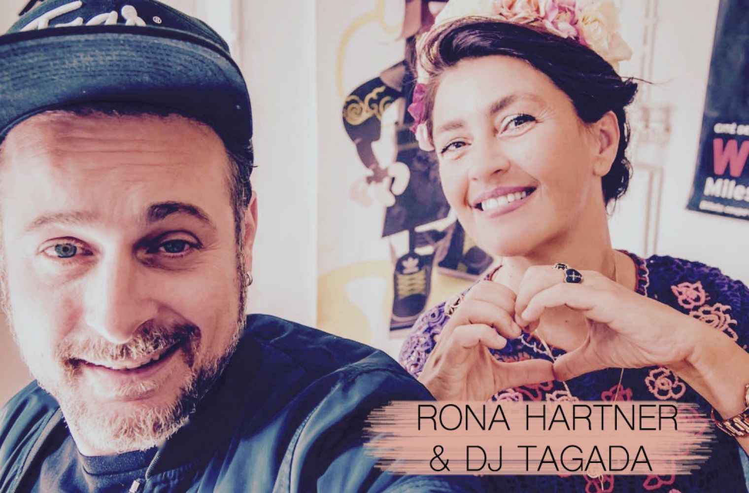 RONA HARTNER & DJ TAGADA (France/ Roumanie)