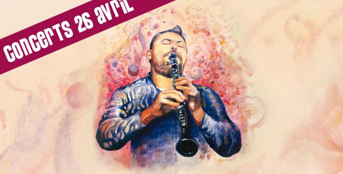Concerts confinés 26 Avril